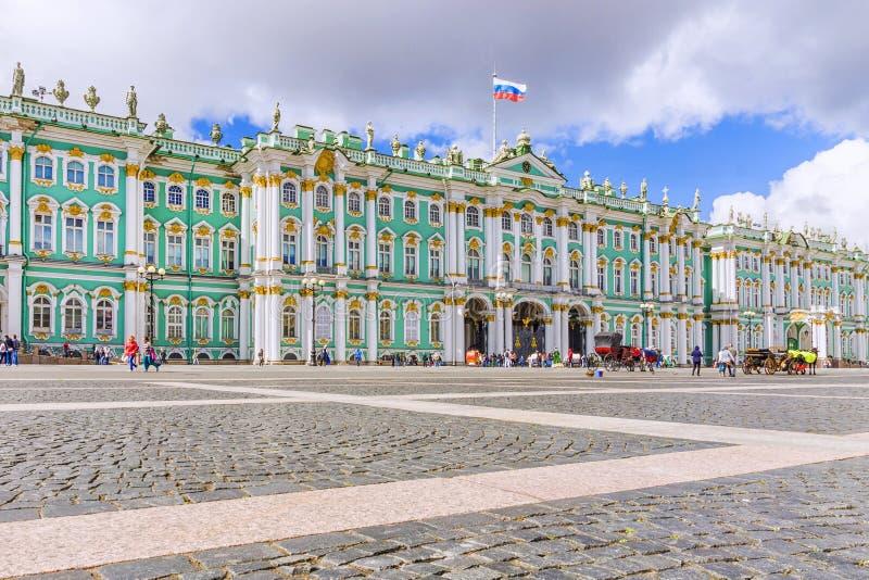 Ερημητήριο στη Αγία Πετρούπολη, Ρωσία στοκ φωτογραφίες με δικαίωμα ελεύθερης χρήσης