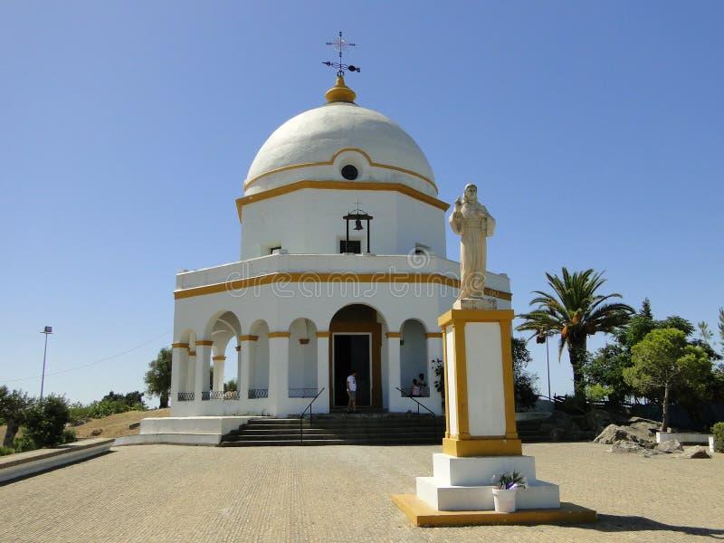 Ερημητήριο της Σάντα Άννα στο Λα Frontera Chiclana de στοκ εικόνες με δικαίωμα ελεύθερης χρήσης