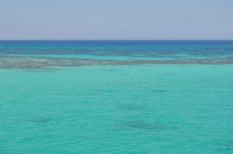 Ερυθρά Θάλασσα scape στοκ φωτογραφία με δικαίωμα ελεύθερης χρήσης