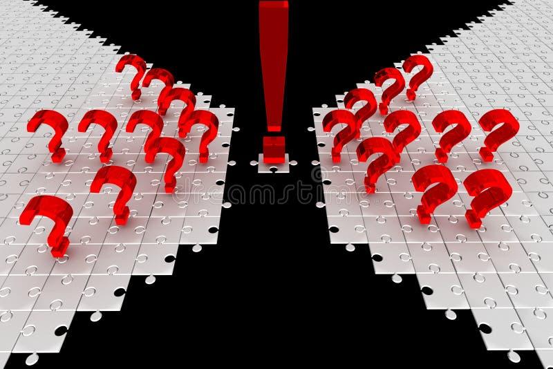 ερωτήσεις γρίφων ιδέας απεικόνιση αποθεμάτων