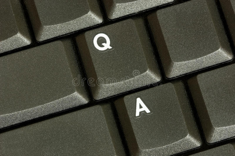 Ερώτηση/απάντηση στοκ φωτογραφία με δικαίωμα ελεύθερης χρήσης
