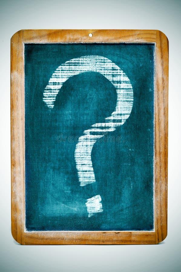 ερώτηση σημαδιών στοκ φωτογραφίες με δικαίωμα ελεύθερης χρήσης
