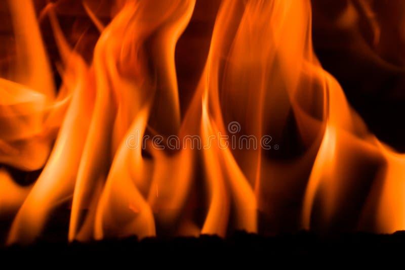 εστία πυρκαγιάς στοκ εικόνες