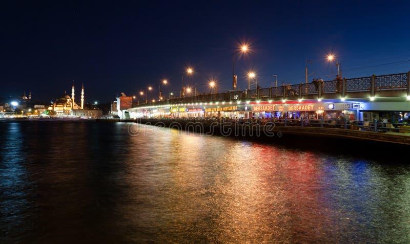 Download εστιατόρια galata γεφυρών εκδοτική εικόνα. εικόνα από μουσουλμάνος - 22781055