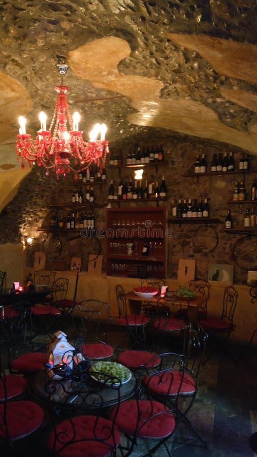 Εστιατόριο παλαιό στοκ εικόνες