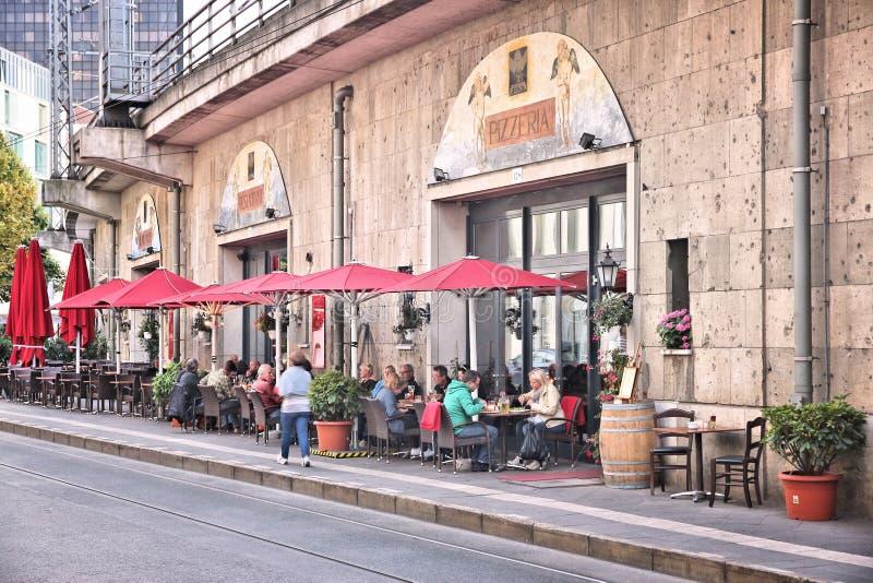 Εστιατόριο του Βερολίνου στοκ φωτογραφίες