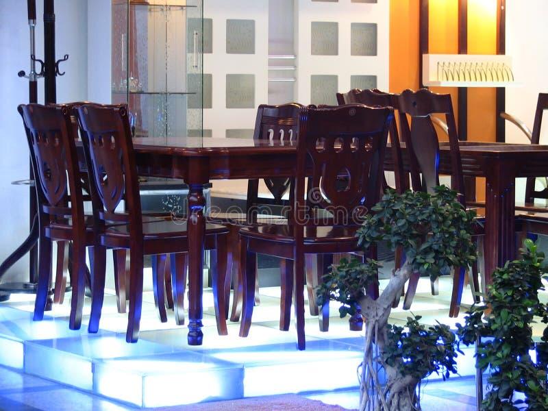Download εστιατόριο στοκ εικόνα. εικόνα από ξενοδοχείο, αίθουσα - 385345