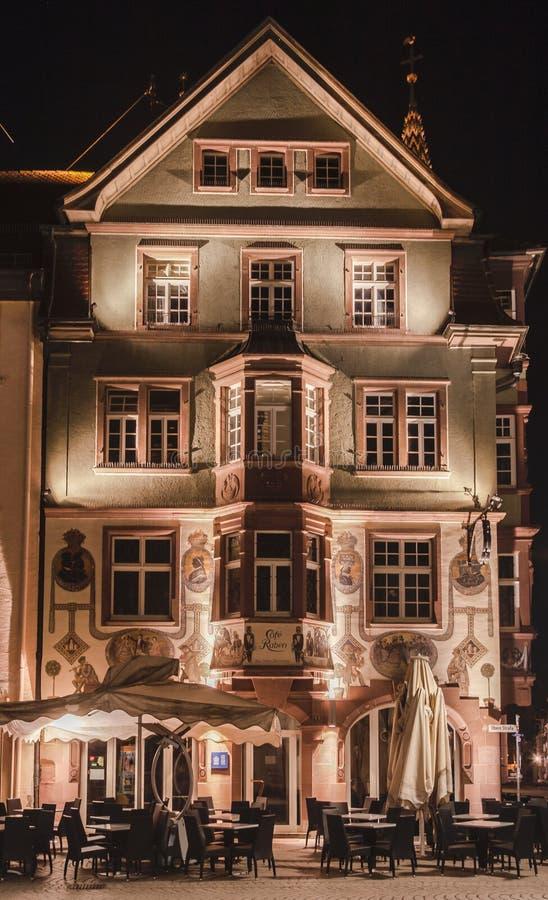Εστιατόριο villingen-Schwenningen Γερμανία στοκ φωτογραφία με δικαίωμα ελεύθερης χρήσης