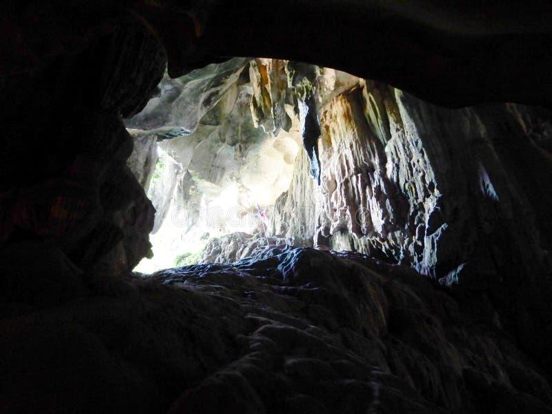 Εσωτερικές σπηλιές στοκ εικόνες