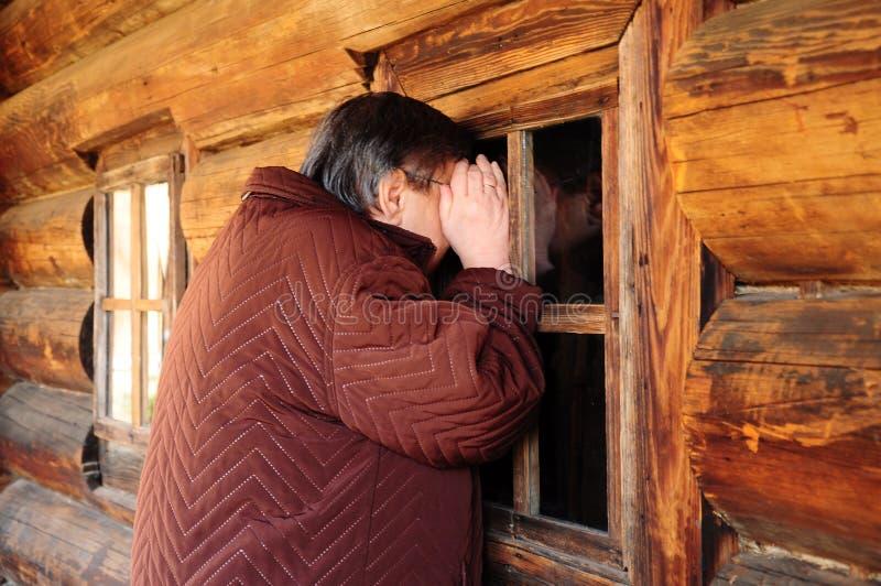 εσωτερική κρυφοκοιτάζ&omi στοκ φωτογραφία με δικαίωμα ελεύθερης χρήσης