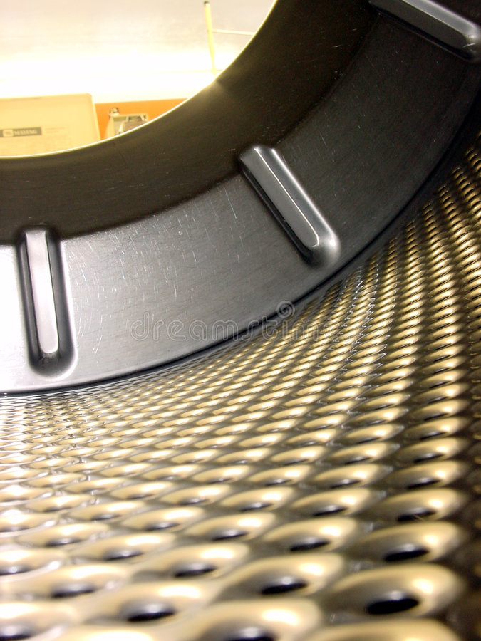εσωτερική πλύση όψης περιστροφής μηχανών στοκ φωτογραφία με δικαίωμα ελεύθερης χρήσης