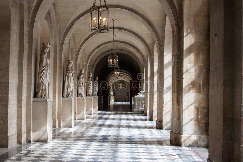 Εσωτερικός διάδρομος στοκ εικόνα με δικαίωμα ελεύθερης χρήσης