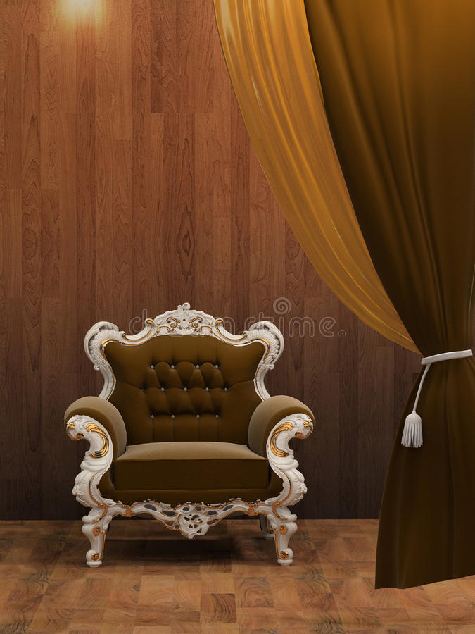 εσωτερικός σύγχρονος ξύ&lam διανυσματική απεικόνιση