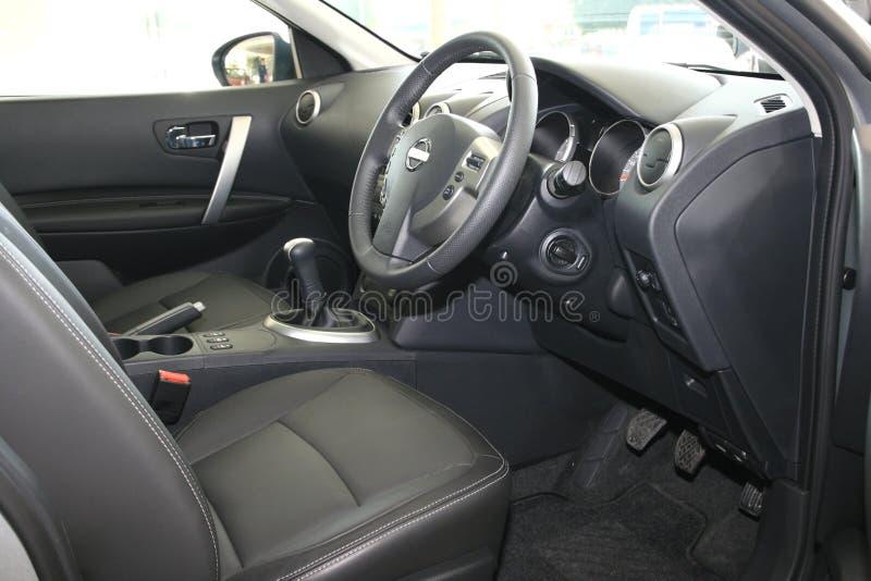 εσωτερικό αυτοκινήτων στοκ φωτογραφία