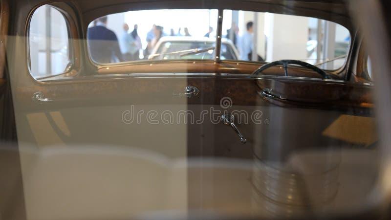 Εσωτερικό ενός αυτοκινήτου στοκ φωτογραφίες με δικαίωμα ελεύθερης χρήσης