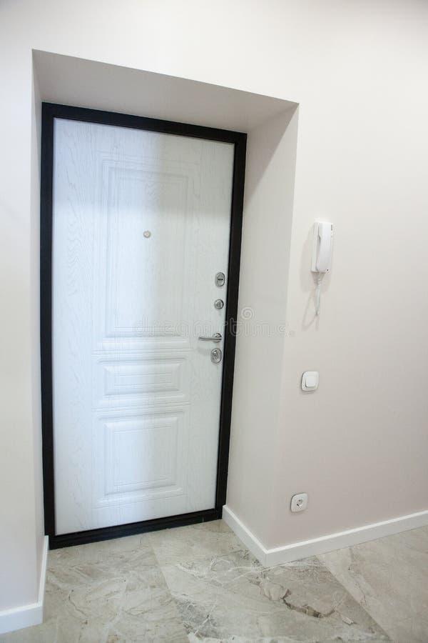 Εσωτερικό, κουζίνα, λουτρό, καθιστικό, διάδρομος, διάδρομος, μελέτη στοκ φωτογραφίες