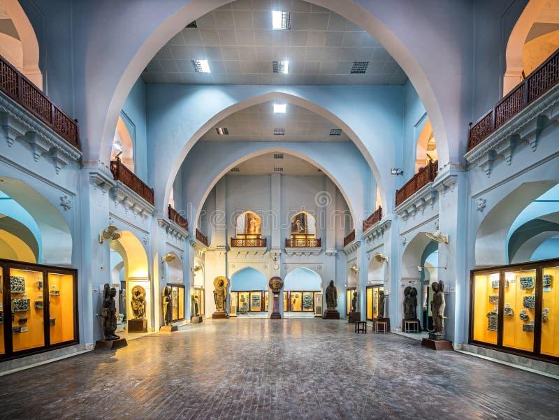 Εσωτερικό μουσείων του Peshawar στοκ φωτογραφίες