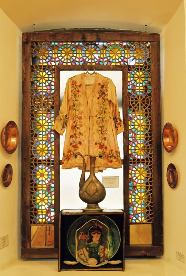 Εσωτερικό στο μουσείο Sergei Parajanov στοκ φωτογραφία με δικαίωμα ελεύθερης χρήσης