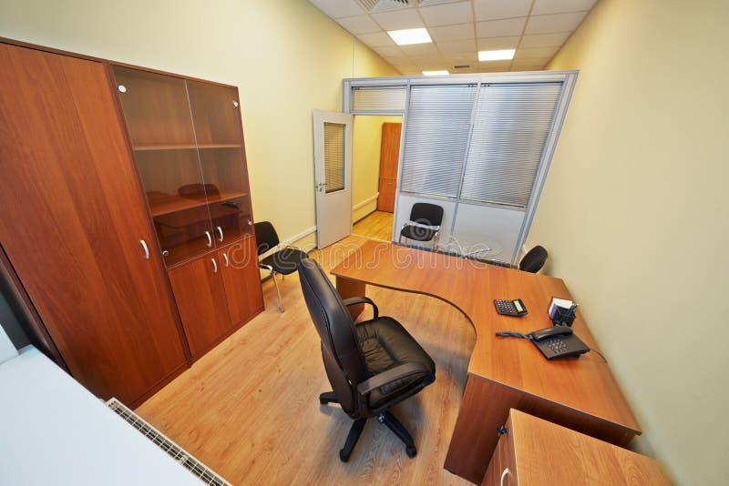 Εσωτερικό του γραφείου γραφείων στοκ φωτογραφία με δικαίωμα ελεύθερης χρήσης