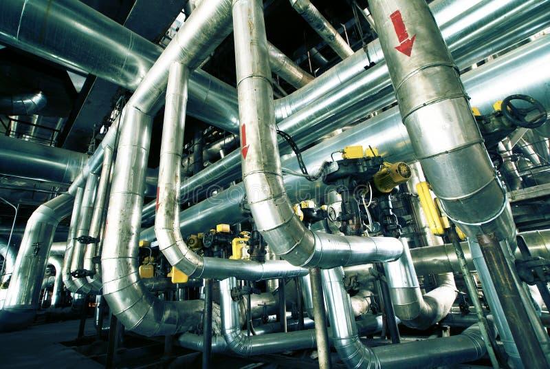 εσωτερικό ύδωρ επεξεργ&alph στοκ εικόνα με δικαίωμα ελεύθερης χρήσης
