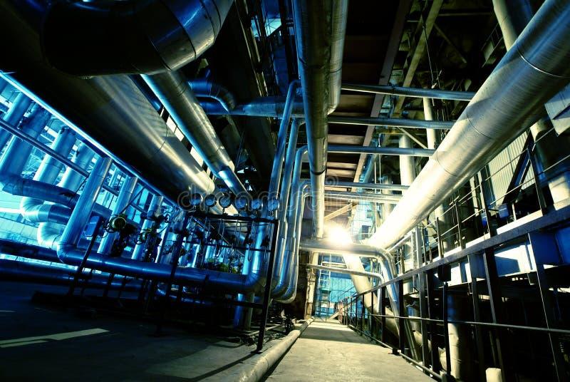 εσωτερικό ύδωρ επεξεργ&alph στοκ φωτογραφίες