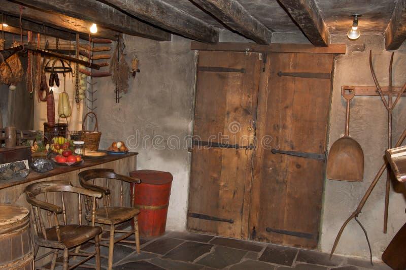 Εσωτερικό 1826 Εκδοτική Στοκ Εικόνες