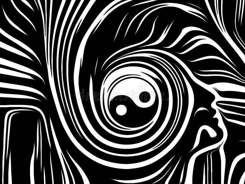 Εσωτερικό Tao ελεύθερη απεικόνιση δικαιώματος