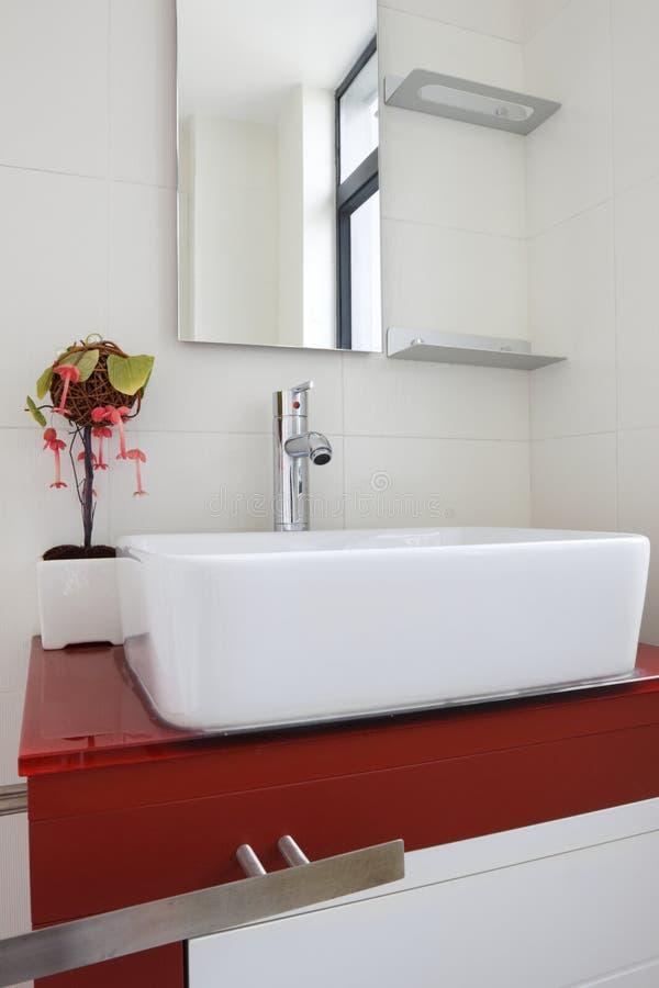 εσωτερικό washroom στοκ φωτογραφίες με δικαίωμα ελεύθερης χρήσης