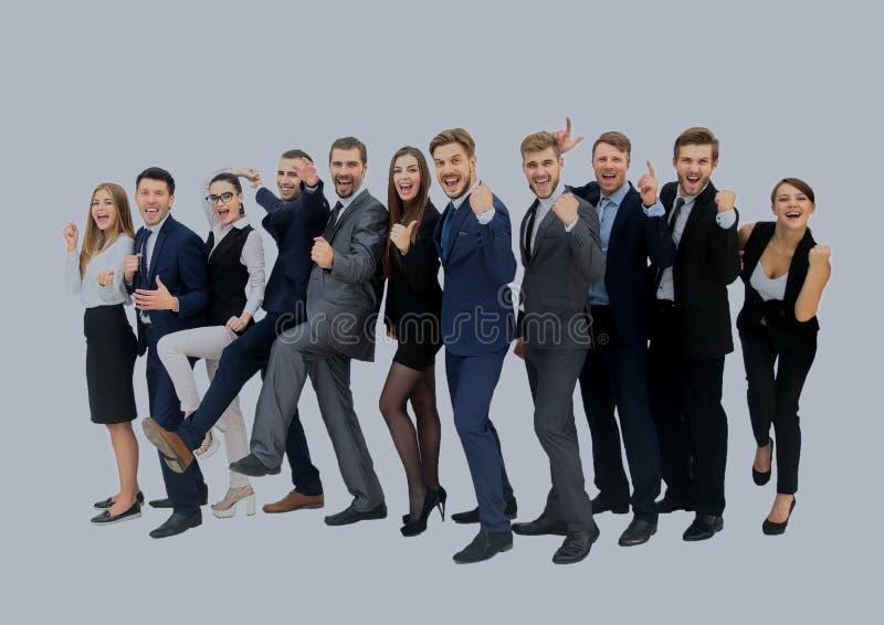 Εταιρική έννοια επιτυχίας επιχειρηματιών στοκ φωτογραφία με δικαίωμα ελεύθερης χρήσης