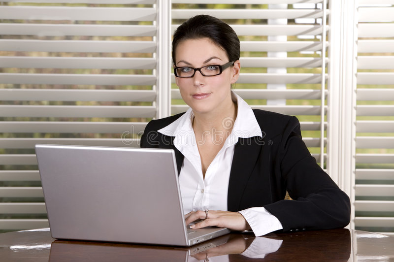 εταιρική γυναίκα στοκ φωτογραφία με δικαίωμα ελεύθερης χρήσης