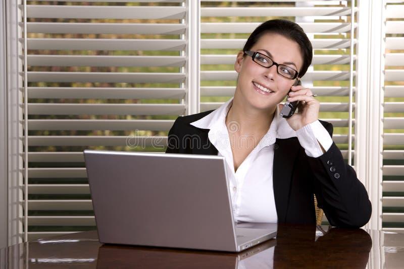 εταιρική γυναίκα στοκ εικόνα με δικαίωμα ελεύθερης χρήσης