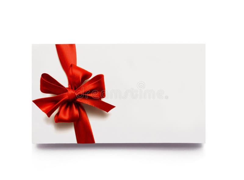 ετικέττα δώρων στοκ φωτογραφία