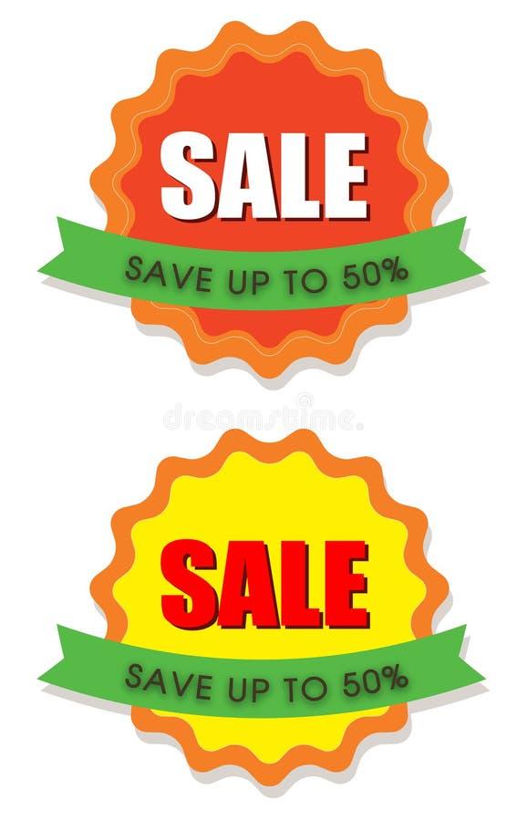 Πώληση 4 στοκ εικόνα