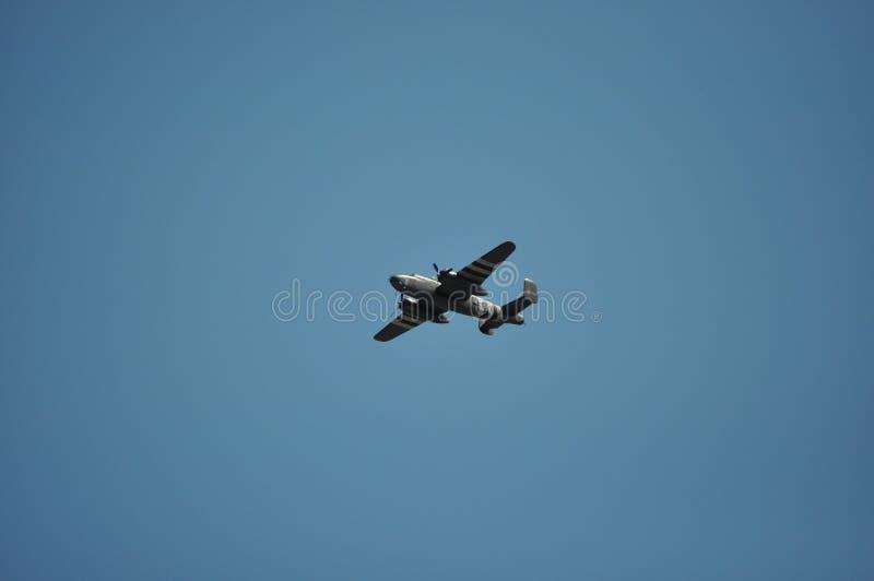Ευγενική προσφορά του Καναδικού Μουσείου Κληρονομιάς Πολεμικού Αεροπλάνου στοκ εικόνα