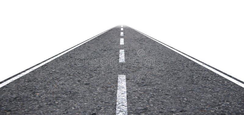 Ευθύς δρόμος στοκ φωτογραφία με δικαίωμα ελεύθερης χρήσης