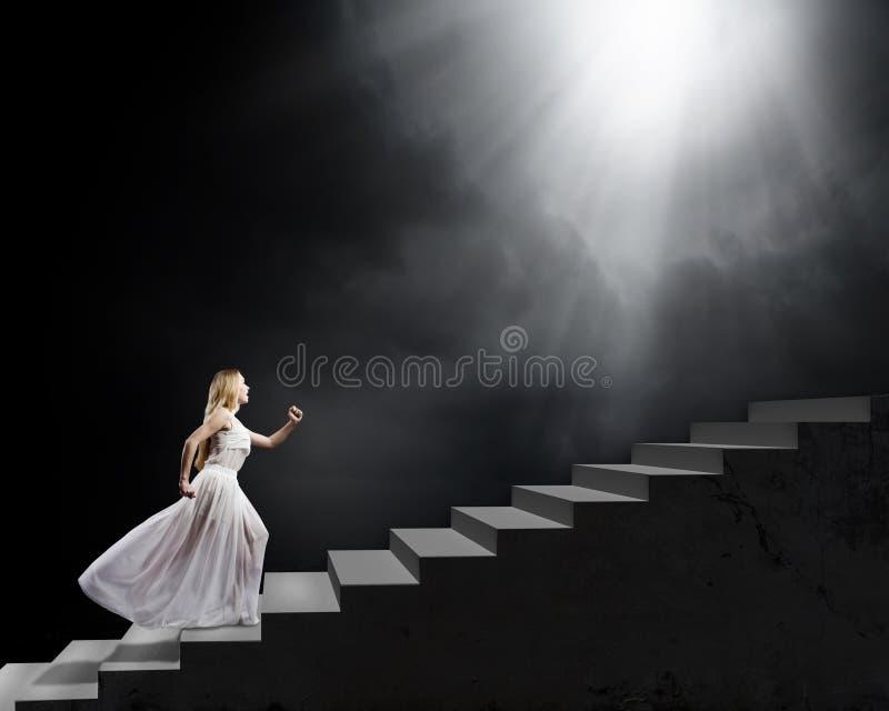 λευκή γυναίκα στοκ εικόνα με δικαίωμα ελεύθερης χρήσης