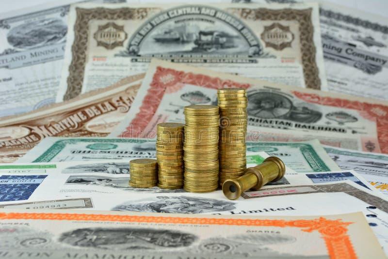 Ευκαιρίες επένδυσης στοκ εικόνες με δικαίωμα ελεύθερης χρήσης