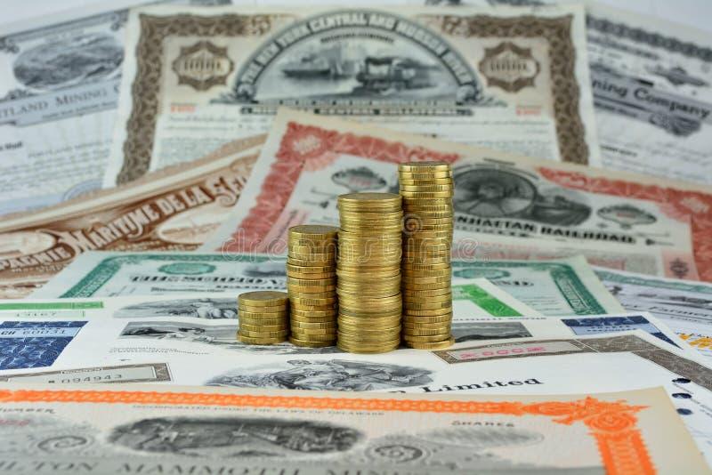 Ευκαιρίες επένδυσης στοκ φωτογραφία