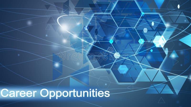 Ευκαιρίες σταδιοδρομίας, επιχειρησιακό υπόβαθρο στοκ φωτογραφίες με δικαίωμα ελεύθερης χρήσης
