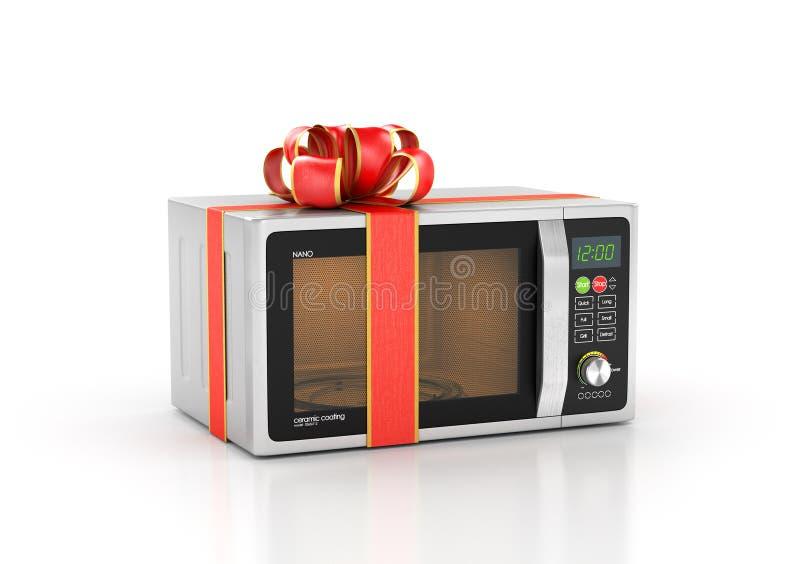 λευκό κουζινών απεικόνισης ανασκόπησης συσκευών διανυσματική απεικόνιση