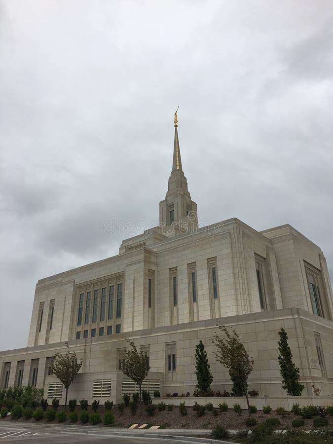 Ευμετάβλητος ναός στοκ φωτογραφίες με δικαίωμα ελεύθερης χρήσης