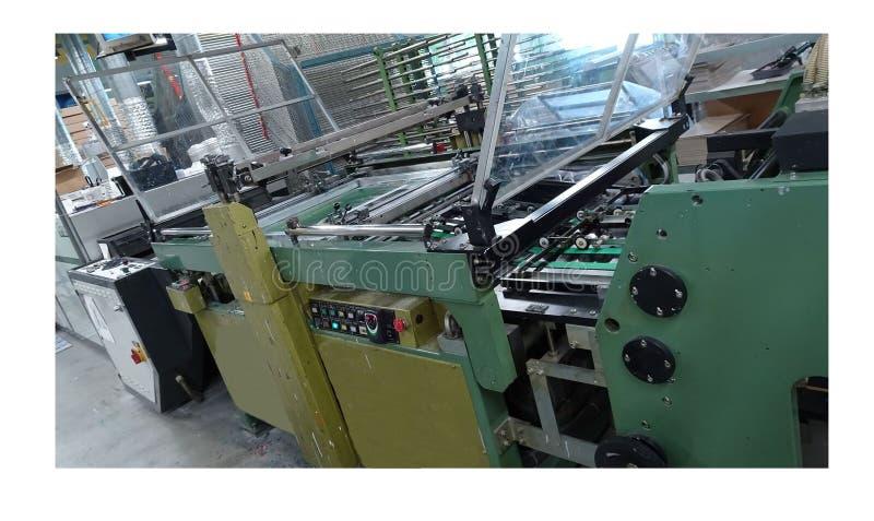 Ευρεία εμπορική εκτύπωση εκτύπωσης σχήματος ψηφιακή στοκ εικόνες