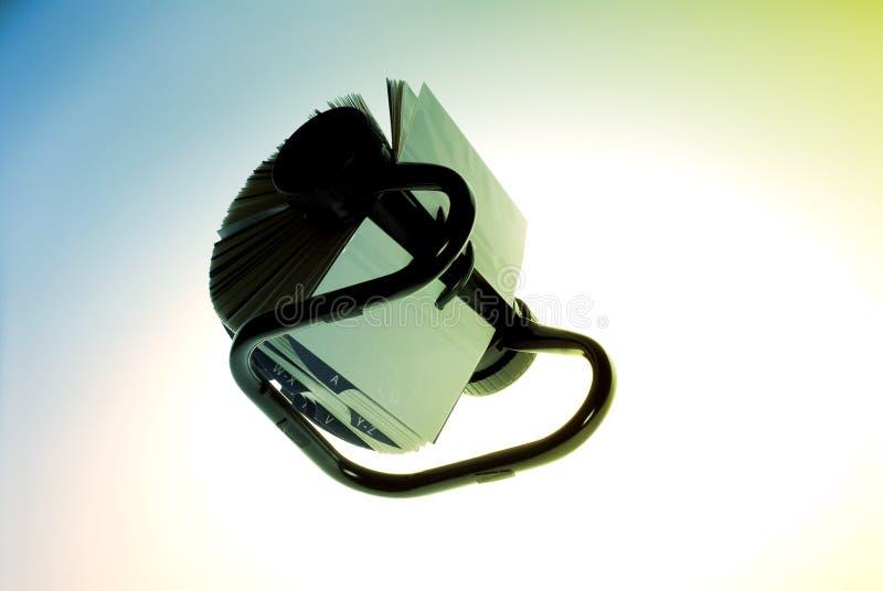 ευρετήριο ανιχνευτών επ&al στοκ εικόνα