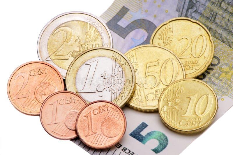 8,84 ευρο- βασικός μισθός στη Γερμανία στοκ εικόνα με δικαίωμα ελεύθερης χρήσης