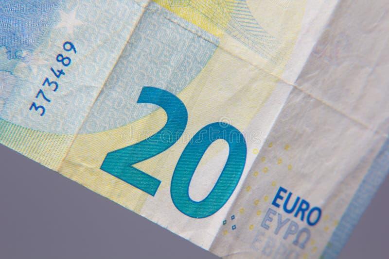 Ευρο- νόμισμα της νομικής προσφοράς, για να αγοράσει μέσα την αγορά στοκ φωτογραφίες με δικαίωμα ελεύθερης χρήσης