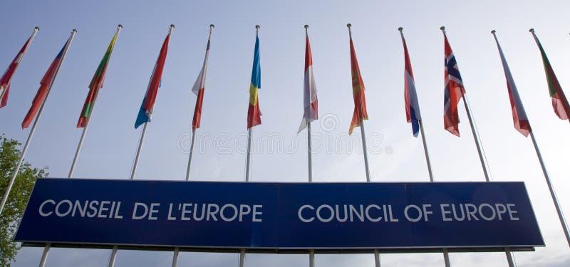 ευρο- σημαίες στοκ εικόνες με δικαίωμα ελεύθερης χρήσης