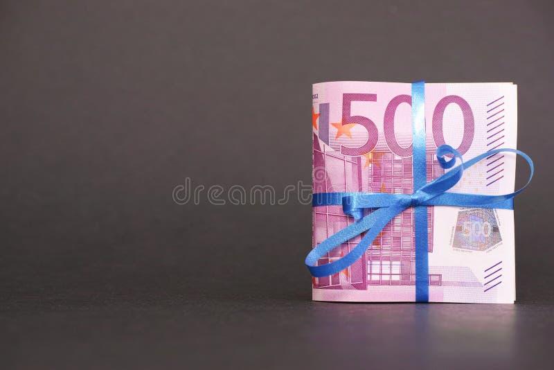 Ευρο- δώρο χρημάτων στοκ φωτογραφία με δικαίωμα ελεύθερης χρήσης