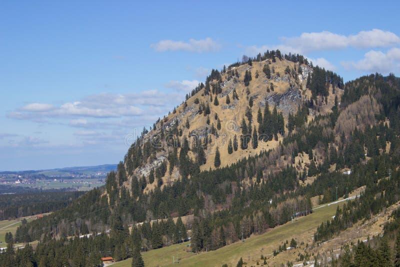 Ευρωπαϊκές Άλπεις, βουνό στοκ φωτογραφία
