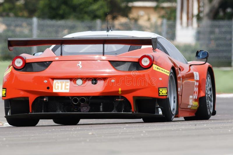Ευρωπαϊκή σειρά Imola του Le Mans στοκ φωτογραφίες με δικαίωμα ελεύθερης χρήσης