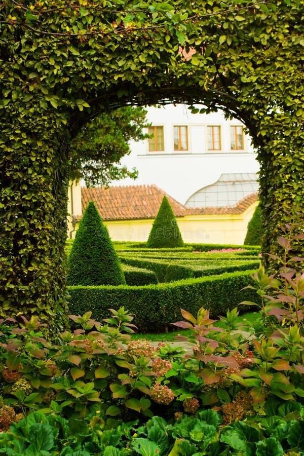 ευρωπαϊκός κήπος λεπτομέ& στοκ φωτογραφίες με δικαίωμα ελεύθερης χρήσης